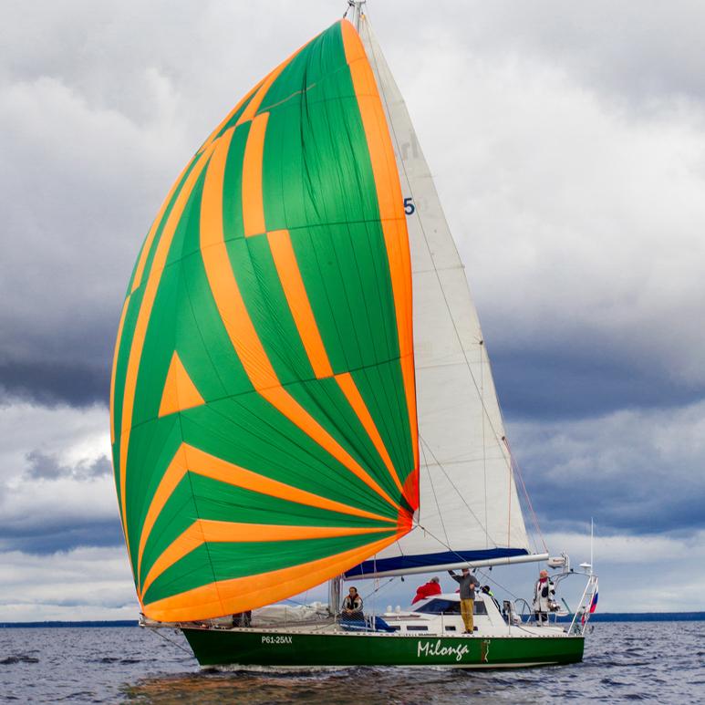 Стальная парусная яхта Милонга