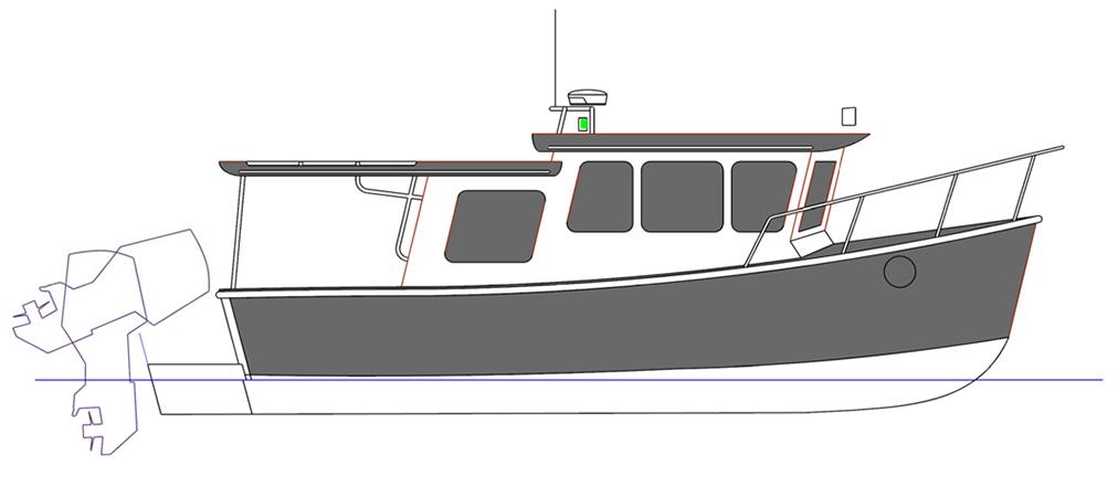 Melody Bay 800