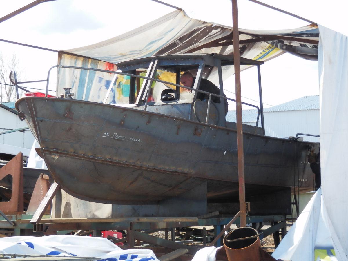 продажа корпусов лодок