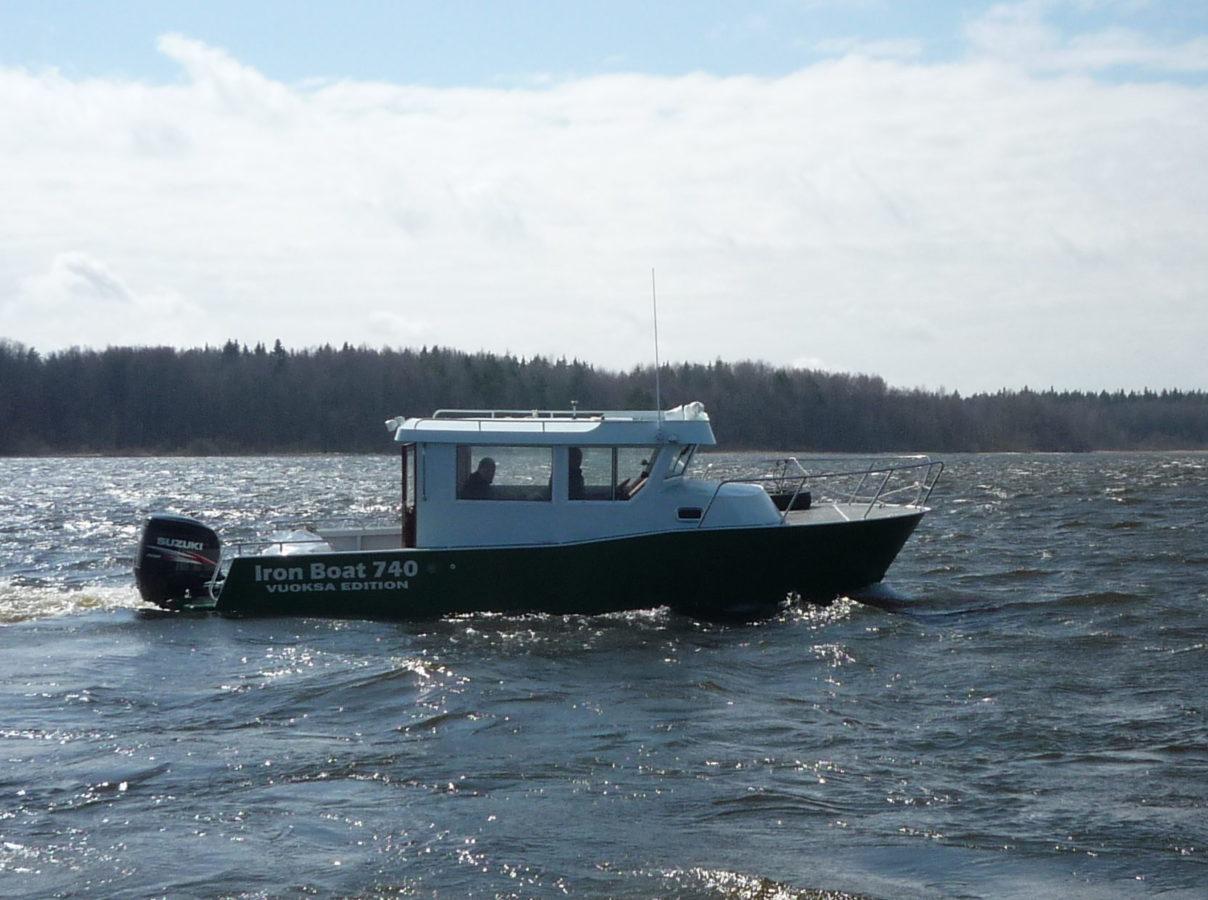 Iron Boat 740 Vuoksa