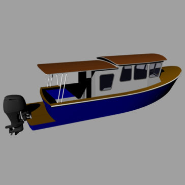 Melody Bay 800 - концепт