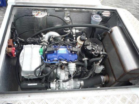 Двигатель Weber
