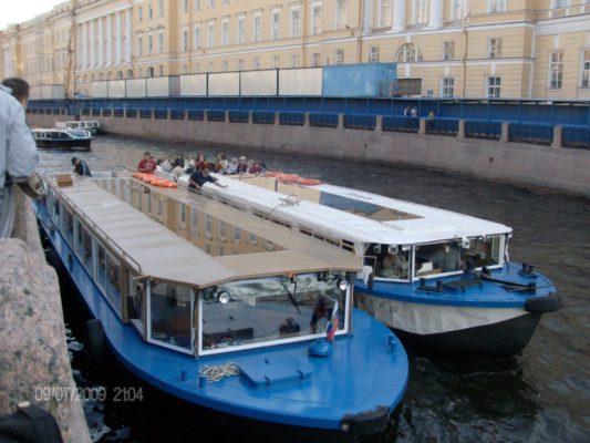 Экскурсионное судно Меркурий-5