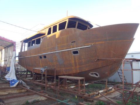 Обновленный корпус проекта TY-43